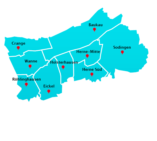 Herne Karte Stadtteile.Hausmeisterdienst Stadtteile Herne Gelford Gmbh
